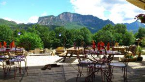 Restaurant: Wat een uitzicht!