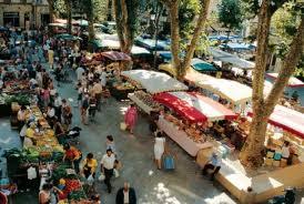 marché de Crest, Drome
