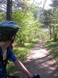 mountainbike Die drôme