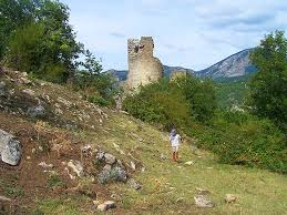 toren van Mornans, Drome