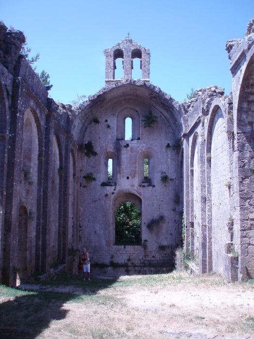 ruine Aleyrac