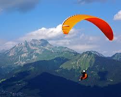 Paragliding, waar kan ik dat doen?