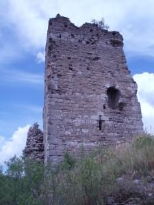 Ruine Pontaix
