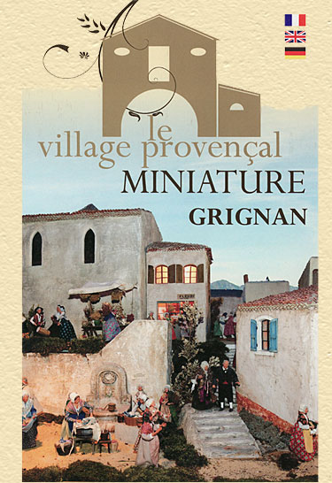 miniatuur dorpje