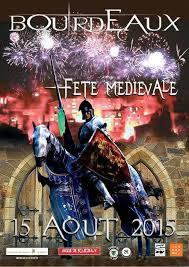 Video Bourdeaux en Middeleeuws feest, 15 augustus