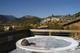 De Thermaalbaden van Montbrun-les-Bains