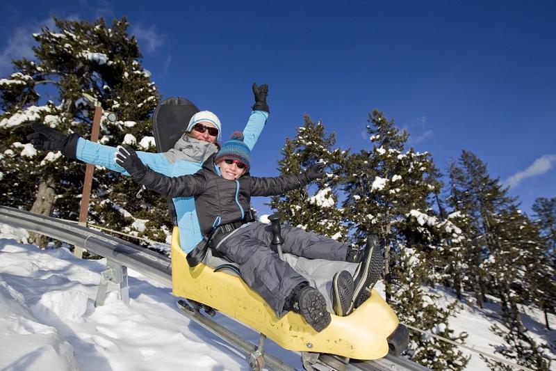 Sleetje rijden, winter én zomer, Col de Rousset, Die
