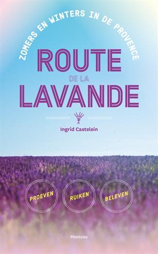 Fietsboek Route de la Lavande, Drôme Provençale
