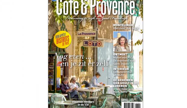 Magazine Côte & Provence, reportage Montelimar