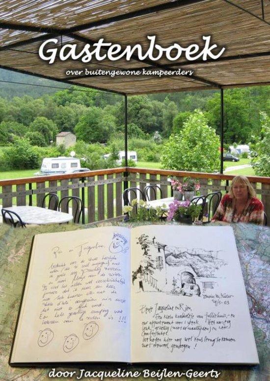 Leuk om te lezen 'Gastenboek' van Jacqueline Beijlen-Geerts