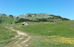 Vallon de Combeau, Treschenu, wandeling