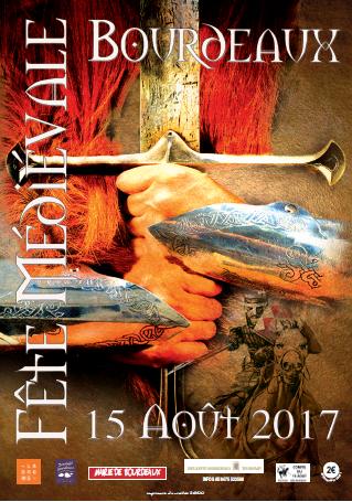 15 augustus, Middeleeuws feest in Bourdeaux