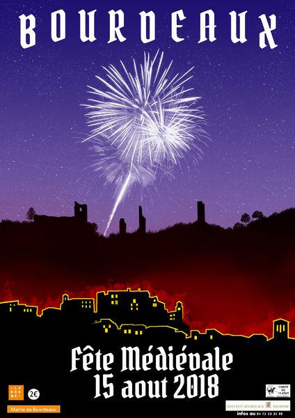 15/08 Middeleeuws feest in Bourdeaux