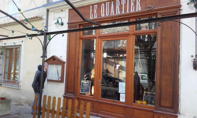 Restaurant le quartier dieulefit drome blog - Office tourisme dieulefit ...