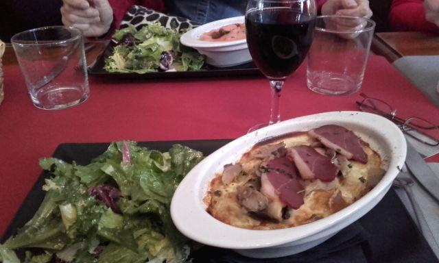 Restaurant Le Quartier, Dieulefit