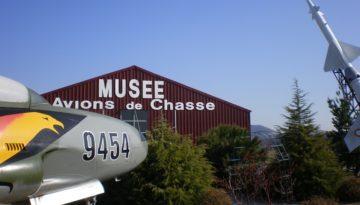 Vliegtuigmuseum Montelimar