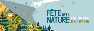 Fête de la nature 23 tot 27 mei