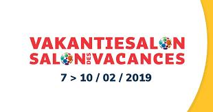 7 tot 10 februari Vakantiesalon, Brussel