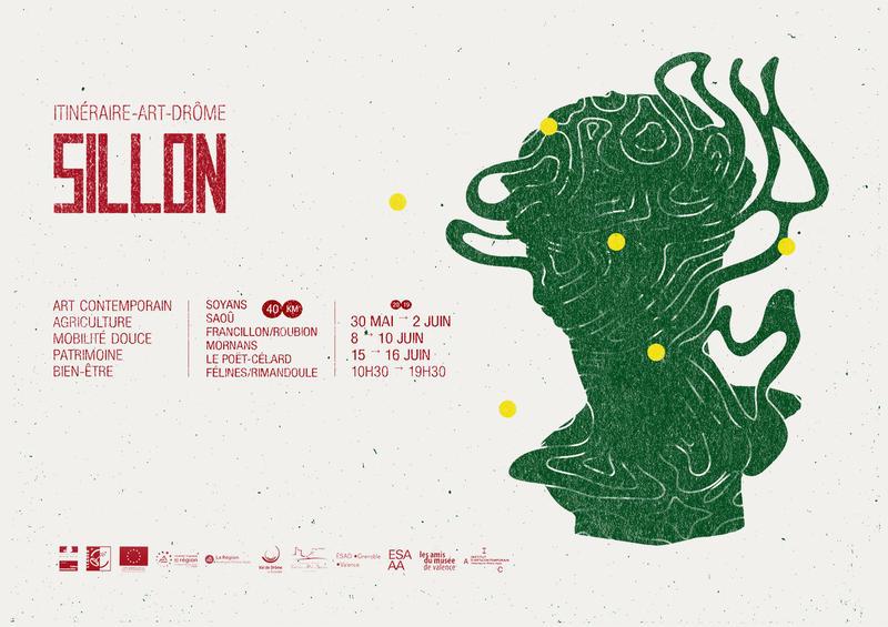 Mei/juni: Sillon, een bijzonder kunstevenement in de omgeving van Saoû