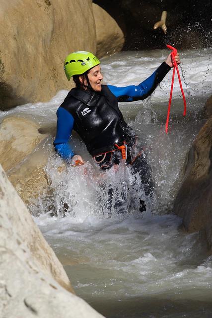 Aanbieding Canyoning en nieuwe activiteit bij Drôme aventure