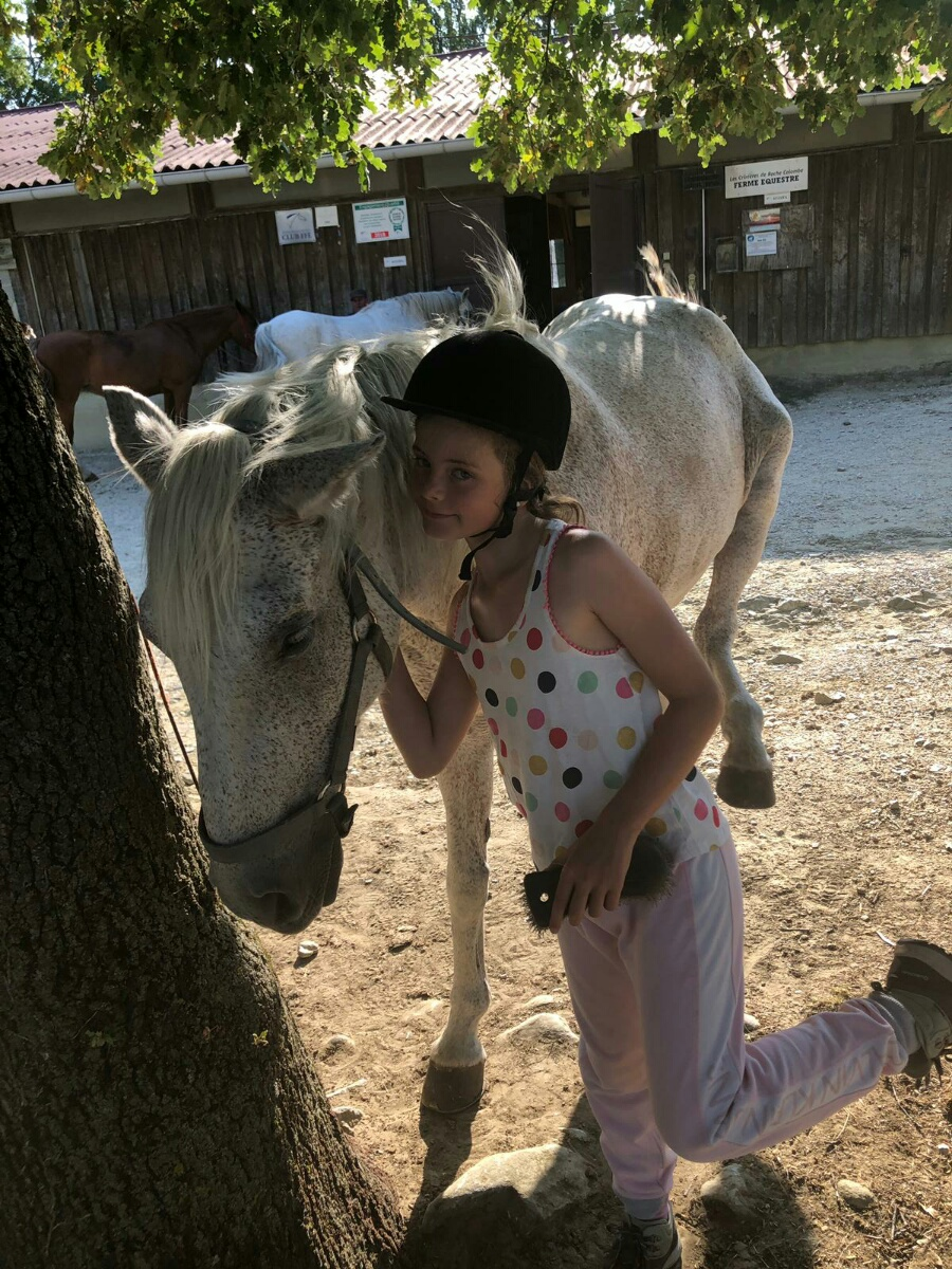 Paardrijden in Soyans