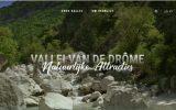 Mooie website: Vallée de la Drôme
