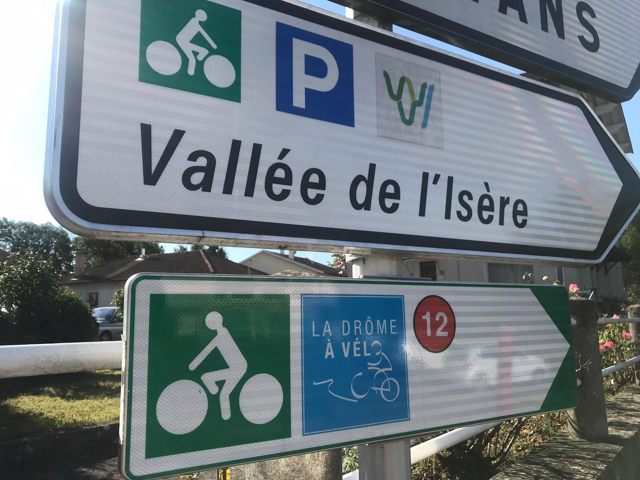 Fietsen in de Drôme