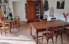 Huiskamerrestaurant La Table du Serre, Cobonne