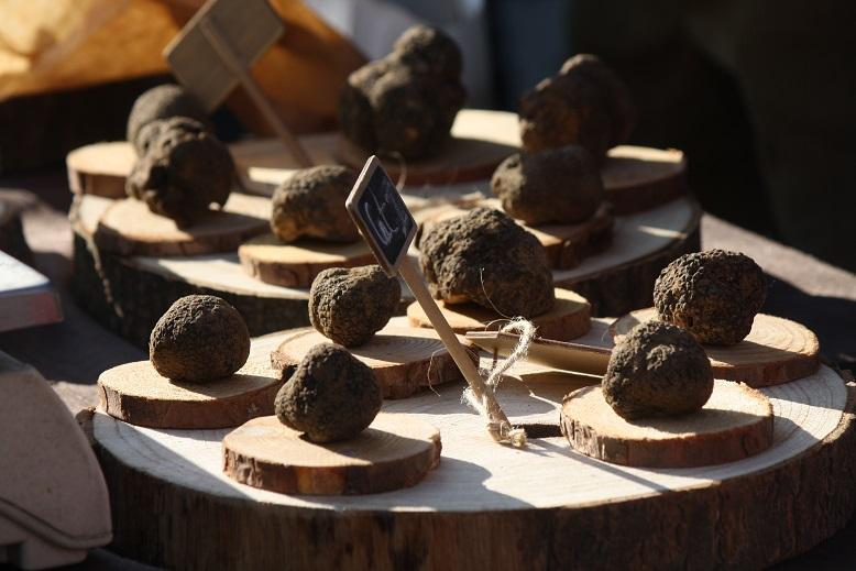 Zwarte truffel
